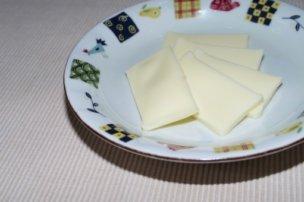 とろけるチーズ
