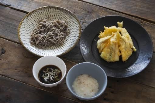 大和芋の天ぷら