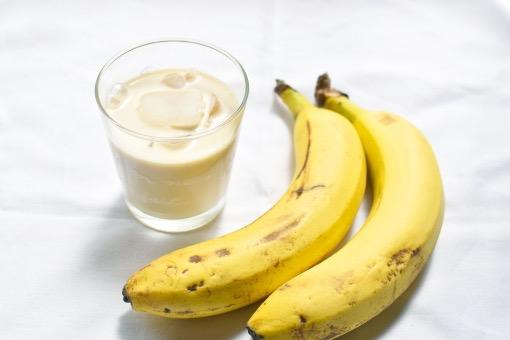 バナナ ジュース の 作り方