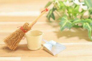 松本式ホコリ取り棒の作り方