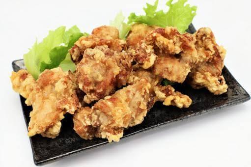 高野豆腐唐揚げ